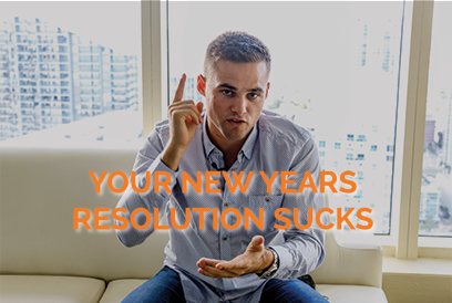 This is Why 92% of New Years Resolutions FAIL!