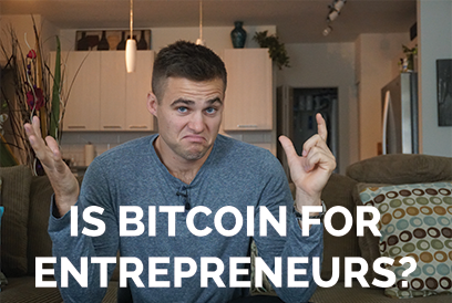 Should You Invest Into Bitcoin As An Entrepreneur? 🤔