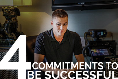 Can You Make These Four Commitments?